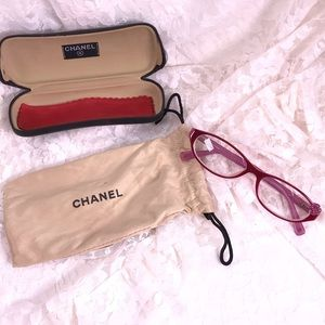 Authentic Chanel Prescription Eyeglasses Frames